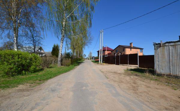 Участок 12 соток под ИЖС в Волоколамске